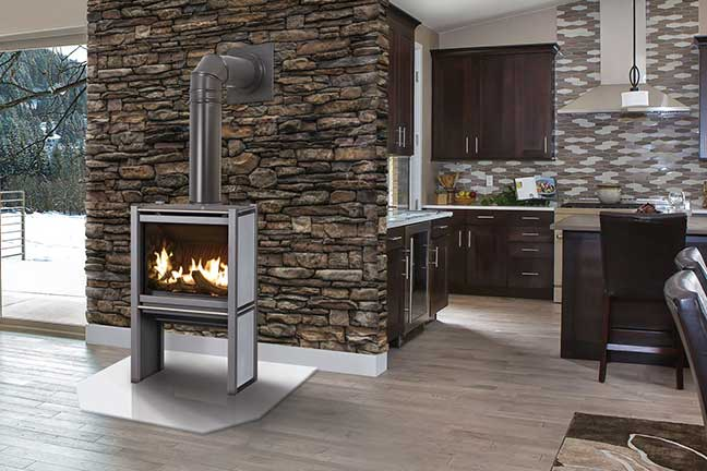Royal Fireside - Blaze King Gas Stoves