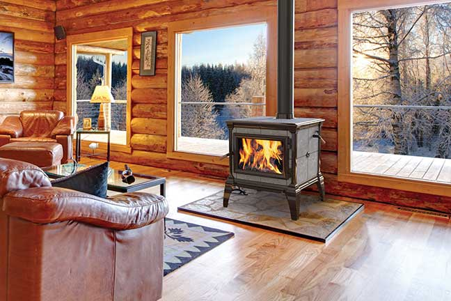 Royal Fireside - HearthStone Free Standing Wood Stoves