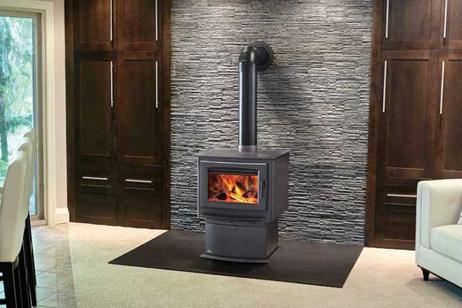 Royal Fireside - Napoleon Wood Free Standing Stoves