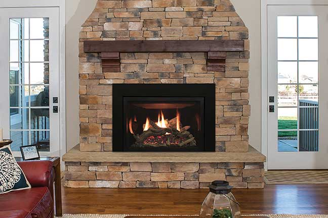 Royal Fireside - White Mountain Hearth Gas Fireplace Inserts