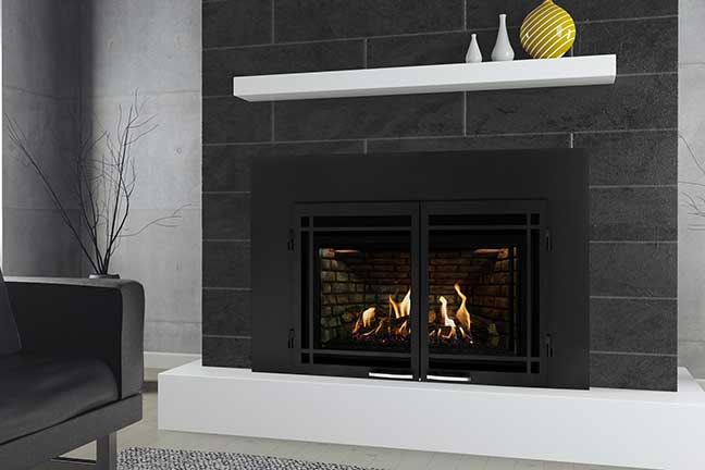 Royal Fireside - Archgard Gas Fireplace Inserts