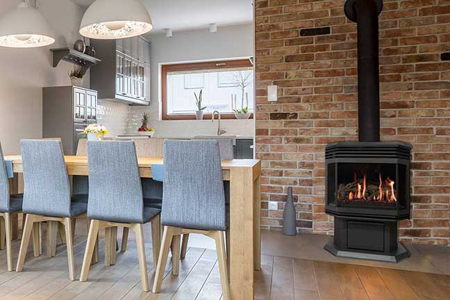 Royal Fireside - Archgard Free Standing Gas Stoves