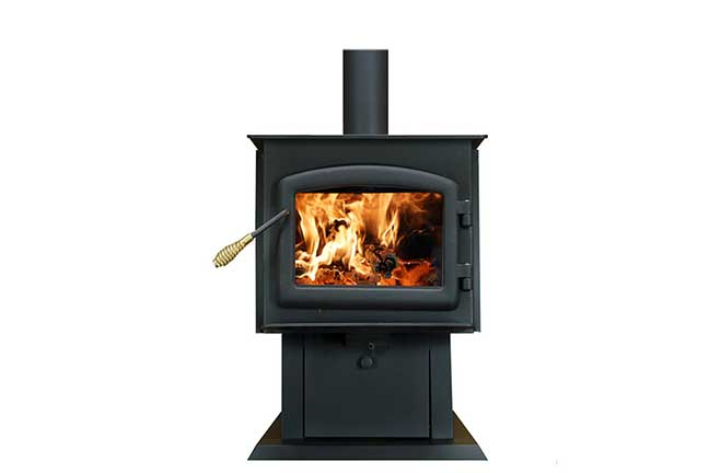 Royal Fireside - Archgard Wood Stoves