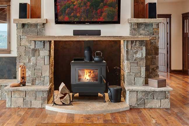 Royal Fireside - Blaze King Wood Stoves