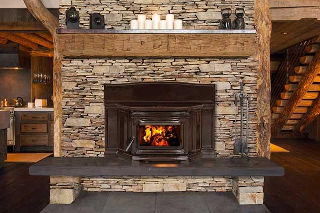 Royal Fireside - Blaze King Wood Fireplace Inserts