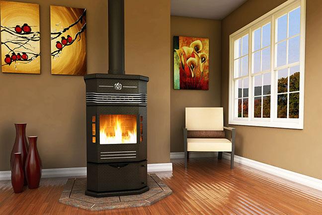 Royal Fireside - Breckwell Pellet Stoves