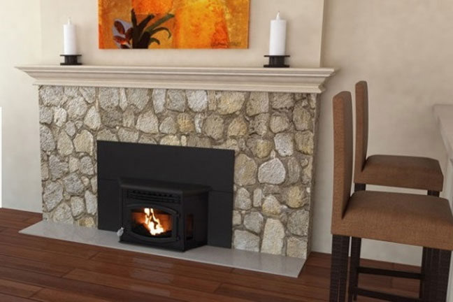 Royal Fireside - Breckwell Pellet Fireplace Inserts