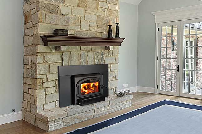 Royal Fireside - Empire Wood Fireplace Inserts