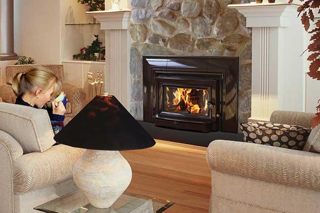 Royal Fireside - HearthStone Wood Fireplace Inserts