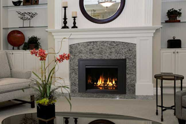 Royal Fireside - IronStrike Gas Fireplace Inserts
