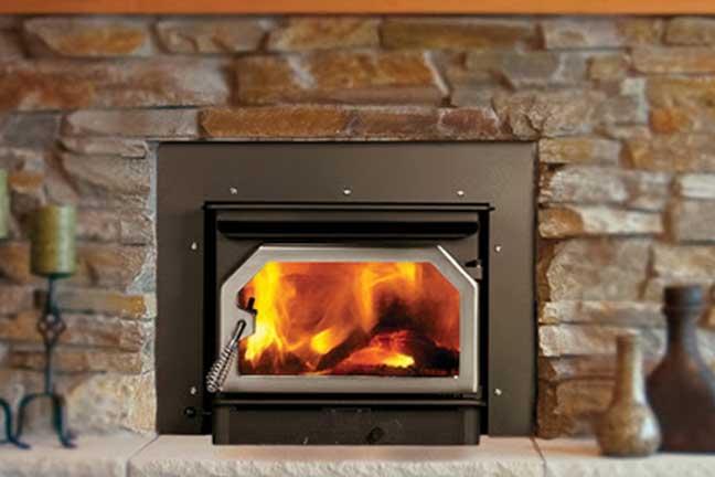 Royal Fireside - IronStrike Wood Fireplace Inserts