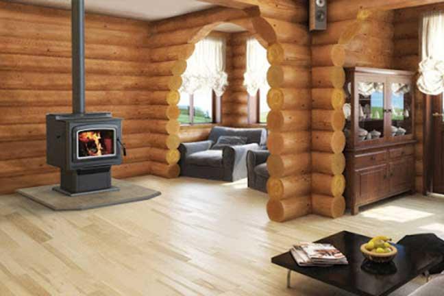 Royal Fireside - IronStrike Wood Stoves