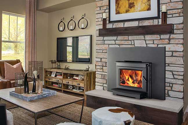 Royal Fireside - Napoleon Wood Fireplace Inserts