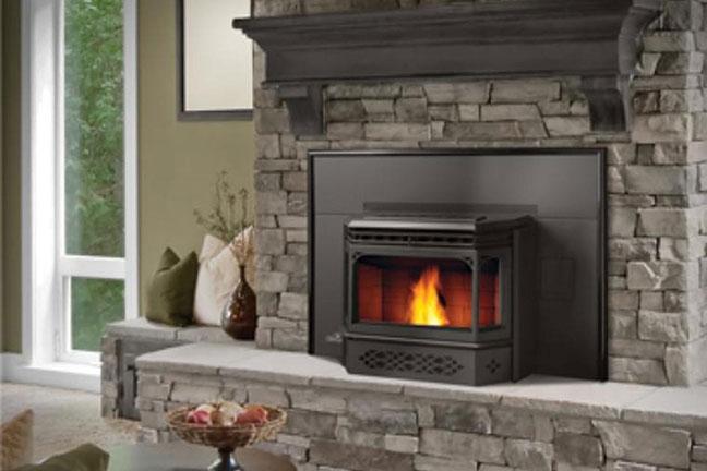 Royal Fireside - Napoleon Pellet Fireplace Inserts