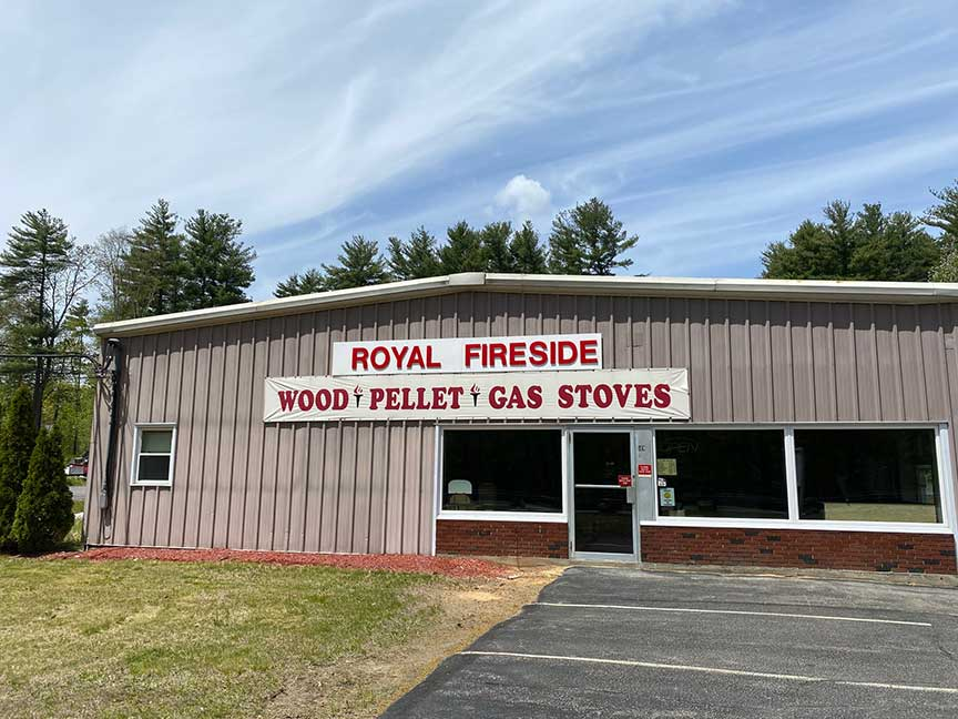 Royal Fireside - Mendon MA