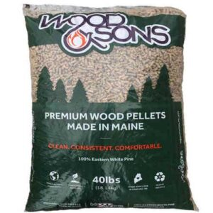 Woods and Sons Pellets